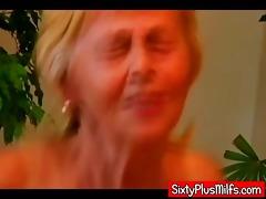 youthful dude fucking bulky bawdy granny