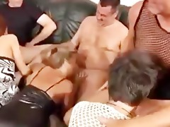 granny intimate party