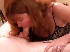 heavy chested redhead mother i gives hawt