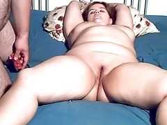 chunky amateur mother i toyed and blow job with