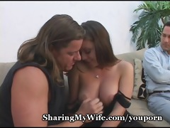 wifey turns into dong craver