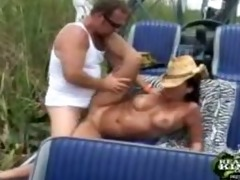 breasty d like to fuck boat-banged hard &