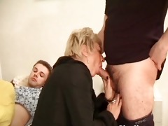 threesome naughty blond mother i got screwed part5
