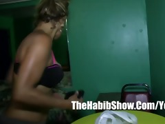 d like to fuck rican receives drilled in the hood