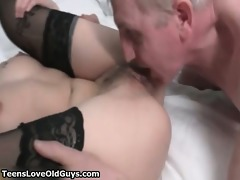 nasty golden-haired cutie goes avid