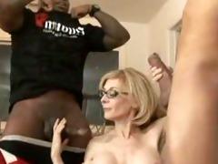 nina hartley, double penetration anal