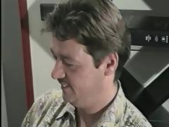 perverted secretary urinates on boss face part1