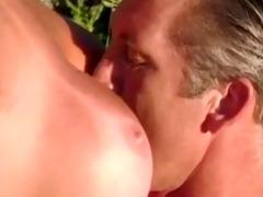 sexy outdoor fuck