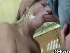 lindsay foxx is a blond cougar who likes turning