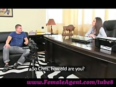 femaleagent. new agent and her incredible love