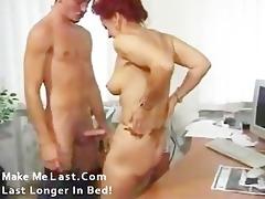 aged secretary have sexy sex
