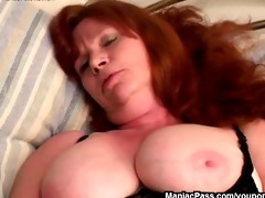 old bulky slut doing it is smutty