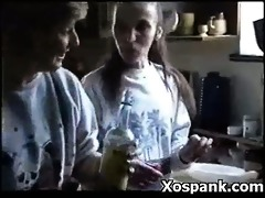 weird spanking older masochiatic makeout