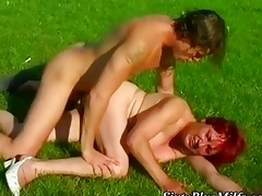 hard group-fucked obese grandmother