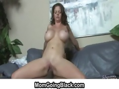 interracial hardcore porn - watching my mommy go