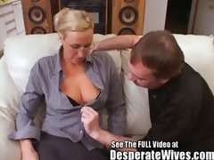 tall wife acquires drilled and spermed!