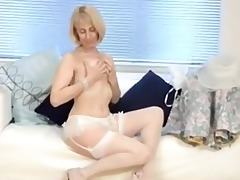 lascivious granny cucumber bawdy cleft penetration
