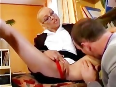 french mother i receives an office fucking