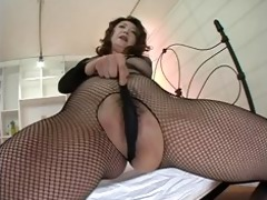 japanese d like to fuck in darksome fishnets