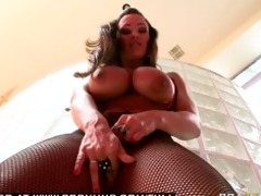 large tit mother i pornstar lisa ann anal large