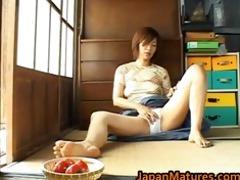 chisato shouda astonishing older japanese part9