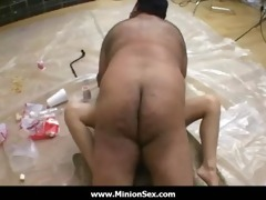 the minion - plump chap fuck harlots and love