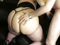 hot blond uk mother i copulates with well hung man