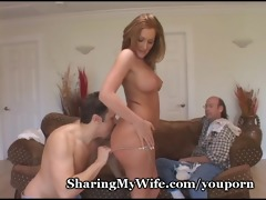 wife has allies balls slapping against her wet