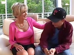 aged sweethearts seduces young chap