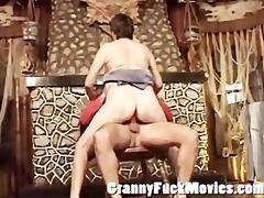 granny ann dee banging guy