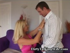indecent talking wife bangs ally