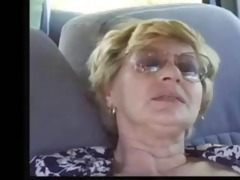 outdoor aged lady t live without dogging