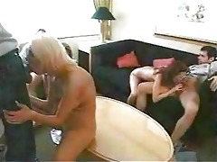 older swinger fuckfest