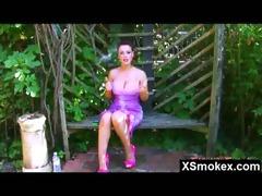 large booty smokin fetish mother i fucked hard