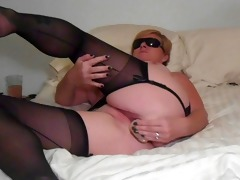 mother i shari in nylons