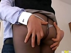 azhotporn.com - unfathomable vehement kiss and