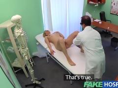 fakehospital fresh doctor receives lustful milf