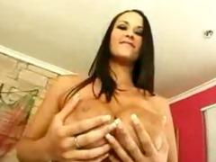 milf carmella receives her bouncing buddahs