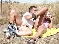 excited milf gets screwed hard outdoor free part4