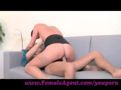 femaleagent. milf with excellent cowgirl skills
