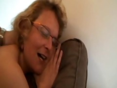 aged analfucked in nylons