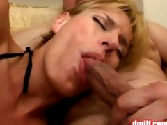 lustful d like to fuck in fishnet hose receives
