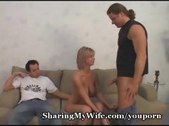 sexy wifey in sex romp